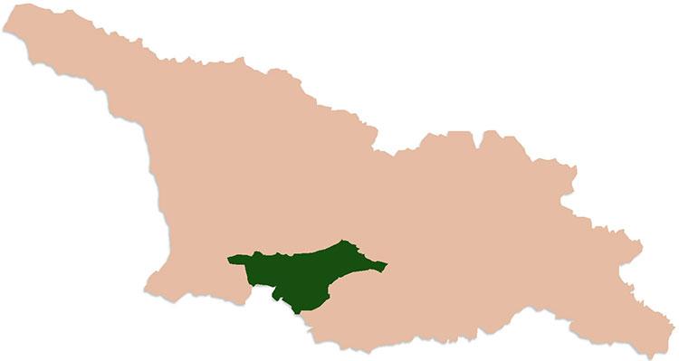 kaart georgie meschetie