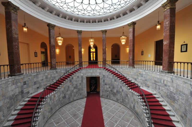 Bagrationi hall wijnhuis